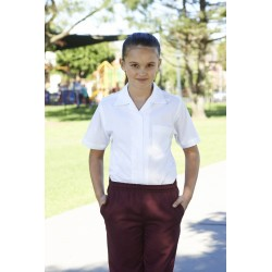 Girls S/S School Shirt - CS1308