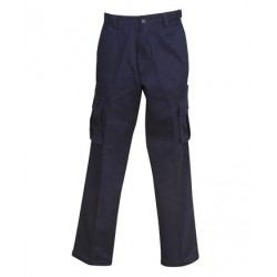 Heavy Weight Drill Cargo Pants - W83