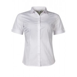 Ladies Mosman Shirt Short Sleeve Shirt - 2903S