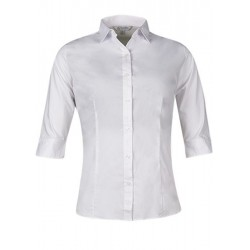 Ladies Mosman Shirt 3/4 Sleeve - 2903T