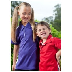 The Patterson Kids Polo - 3305