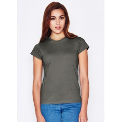 Women's Crew Neck Tee  (150gsm) - WC150