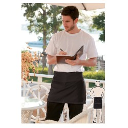 COTTON DRILL QUARTER APRON -NO POCKET - WA0387
