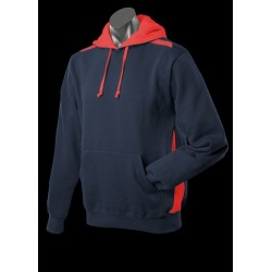 Kids Paterson Contrast Hoodie - 3506