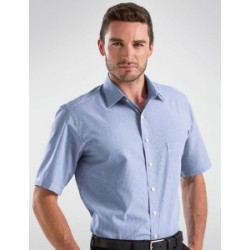 Mens Short Sleeve Simplicity Stripe - 451