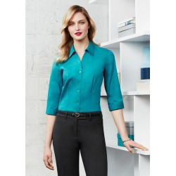 Ladies Monaco 3/4 /S Shirt - S770LT