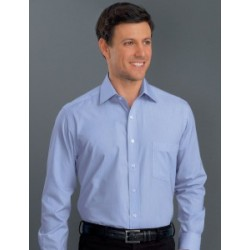 Mens Long Sleeve Soft Stripe - 436