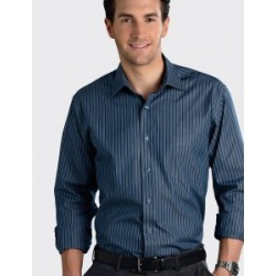 Mens Long Sleeve Bold Stripe - 442