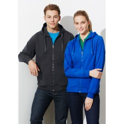 Ladies Crew Full Zip Hoodie - SW762L
