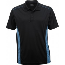 Mens Player S/S Polo B/MB - 7011