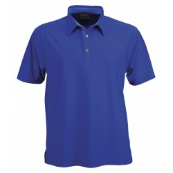 Mens Argent S/S Polo Royal Blue - 1059