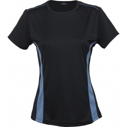 LADIES PLAYER S/S T-SHIRT - 7112