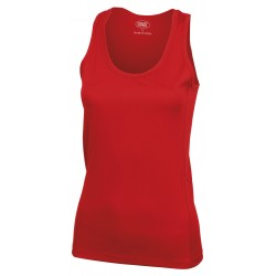 Ladies Competitor Sleeveless Singlet - 7114