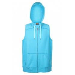 Mens Greatness Sleeveless Hoodie - F770ZS