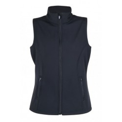 Ladies Tempest Vest Black - J482LD