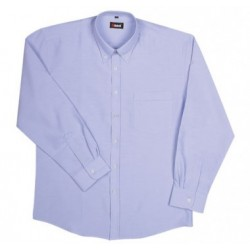 Mens Oxford Shirt L/S - B385LS