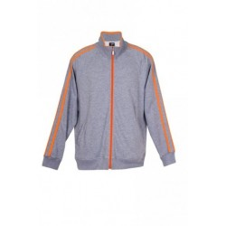 Unbrushed fleece sweater - F500HZ
