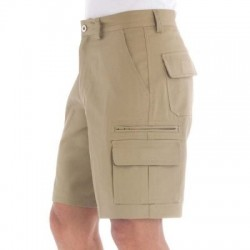 311gsm Cotton Drill Cargo Shorts - 3302