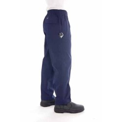 311gsm Drill Elastic Waist Trousers with Tool Pocket - 3313