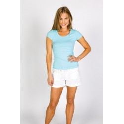 Ladies Cotton/Spandex T-shirt - T501LD