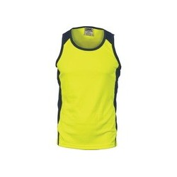 Cool Breathe Action Singlet - 3842