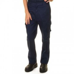 311gsm Ladies Cotton Drill Cargo Pants - 3322