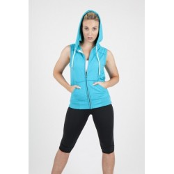Ladies Greatness Sleeveless Hoodie - FZ77UN