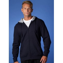 Mens Kozi Zip Hoodies - 1503