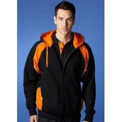 Panorama Zip Mens Hoodies - 1511