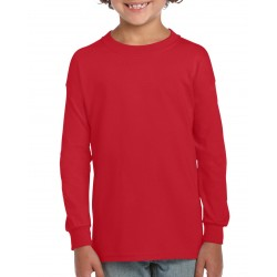 Ultra Cotton Youth Long Sleeve T-Shirt - 2400B