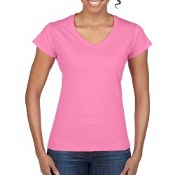 Softstyle Ladies V-Neck T-Shirt - 64V00L
