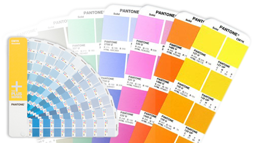 Pantone Color Book Online  Color Mean Chart Splash