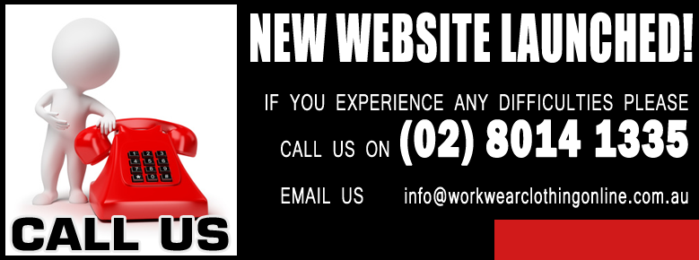New Website Contact