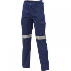 Digga Cool-Breeze Cargo Taped Pants 265 gsm Middleweight - 3353
