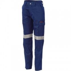 Lds Digga Cool-Breeze Cargo Taped Pants 265gsm - 3357