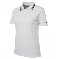 JB's LADIES CHEF'S POLO - 5LP