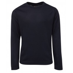 L/S Mens and Childrens Poly Tee - 7PLFT