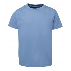 PODIUM FIT POLY TEE ADULTS AND KIDS - 7PNFT