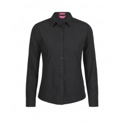 JBs LADIES CLASSIC L/S POPLIN SHIRT - 4PS1L