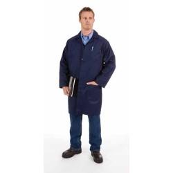 Polyester Cotton Dust Coat (Lab Coat) - 3502