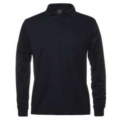 Kids And Adults L/S Poly Polo - 7SPL