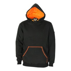 285gsm kangaroo pocket super brushed Fleece hoodie - 5423