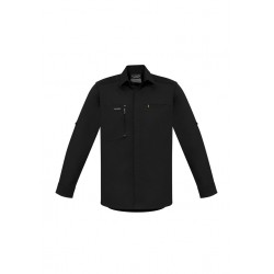 Mens Streetworx Stretch L/S Shirt - ZW350
