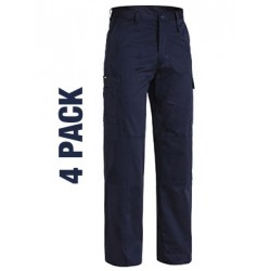 4 Pack COOL LIGHTWEIGHT UTILITY PANT - BP69994P