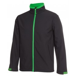 PODIUM WATER RESISTANT SOFTSHELL JACKET - 3WSJ