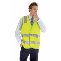 Day/Night Safety Vest 3M R/Tape - 3803