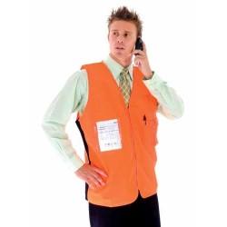 Daytime Side Panel Safety Vests - 3806