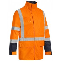 TAPED TTMC-W 5 IN 1 RAIN JACKET (WATERPROOF) - BJ6377HT