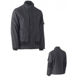 FLEX & MOVE CANVAS JACKET - BJ6500