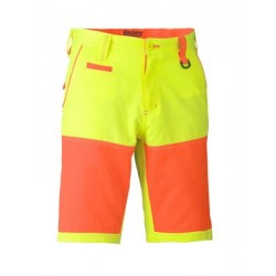 DOUBLE HI VIS SHORT - BSH1411
